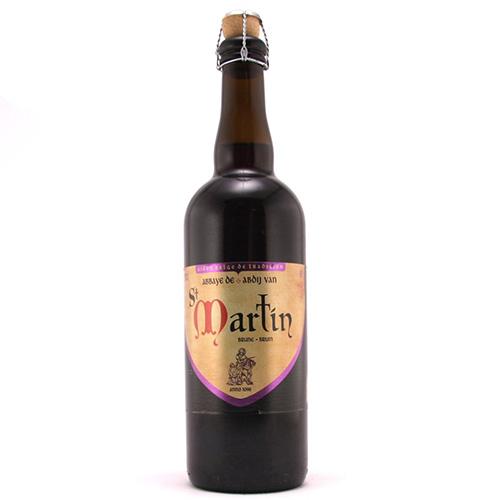 Abbaye De St Martin Bruin 75cl