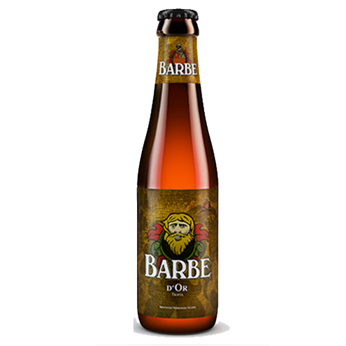 Barbe d'Or 33cl