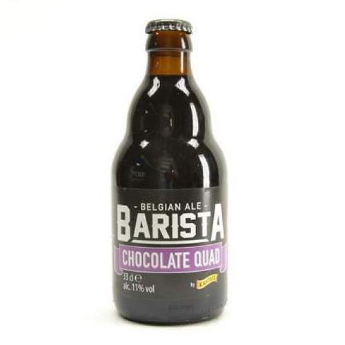 Castle Barista Chocolate Quad 33cl