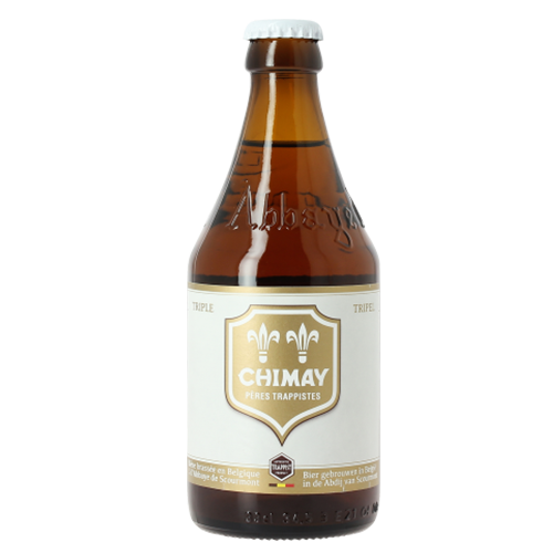 Chimay Triple / Blanche (White) 33cl