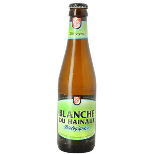 Dupont Blanche Du Hainaut Biologique 25cl