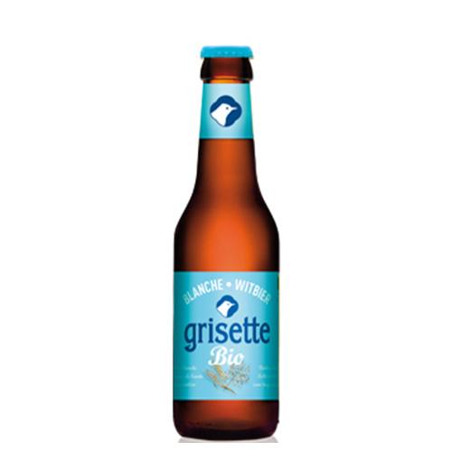 Grisette Blanche Bio 25cl
