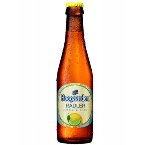 Hoegaarden Radler Lemon & Lime 25cl