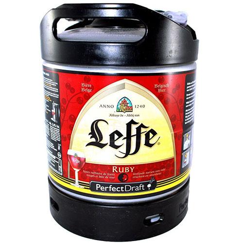 Leffe Ruby 6l PerfectDraft