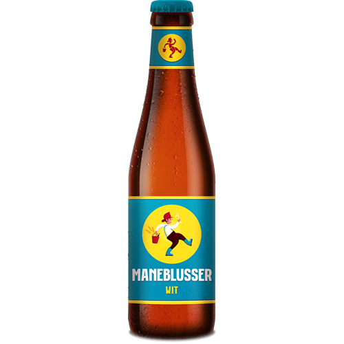 Maneblusser Wit 33cl