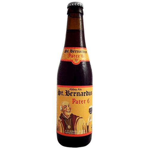 St Bernardus Pater 6 33cl