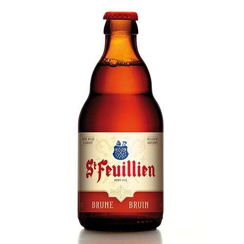 St-Feuillien Brune 33cl