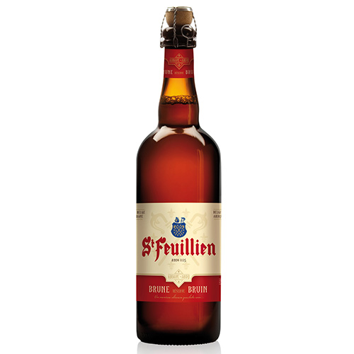 St-Feuillien Brune 75cl