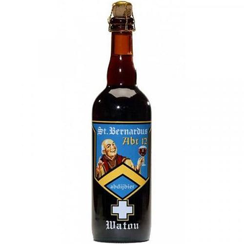 St. Bernardus Abt 12 75cl