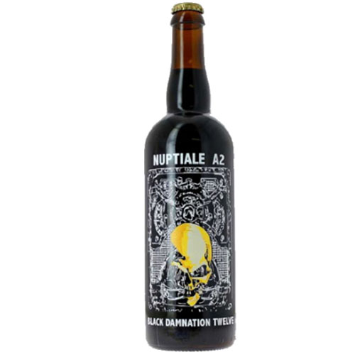 Struise Black Damnation XII-Nuptiale A2 75cl