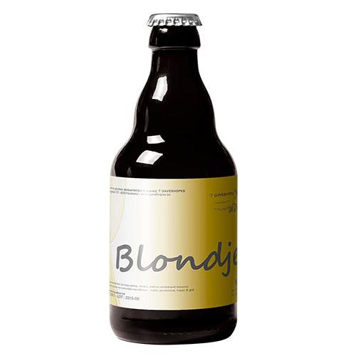 'T Gaverhopke Blondje 33cl