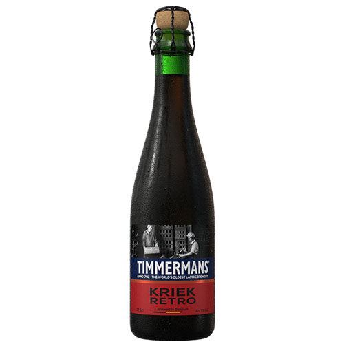 Timmermans Kriek Retro 37.5cl