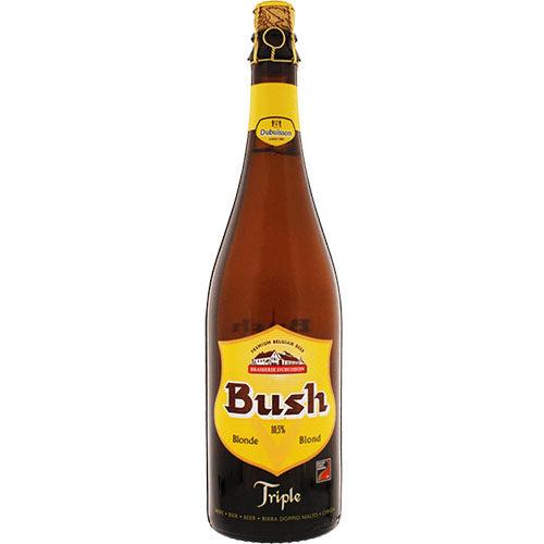 Bush Tripel Blonde (Scaldis Triple) 75cl