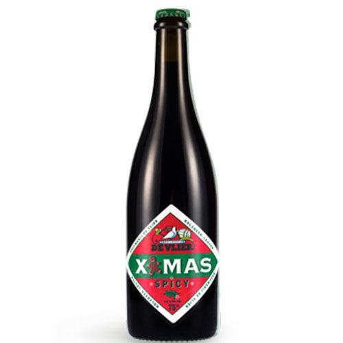 De Vlier X-mas Spicy 75cl